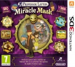 Professor Layton and the Miracle Mask Cover (Click to enlarge)