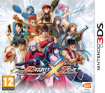 Project X Zone Cover (Click to enlarge)