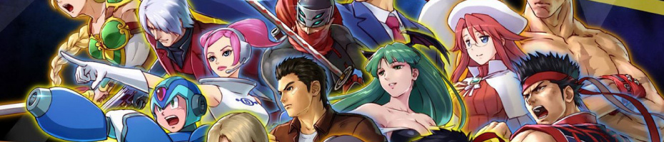 Project X Zone 2 - 12th February (Europe) and 16th February (North America)