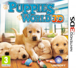 Puppies World 3D Cover (Click to enlarge)