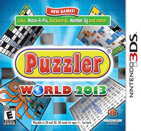 Puzzler World 2013