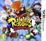 Rabbids Rumble Cover (Click to enlarge)