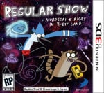 Regular Show: Mordecai and Rigby in 8-Bit Land Cover (Click to enlarge)