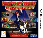 Rhythm Thief & the Emperor's Treasure Cover (Click to enlarge)