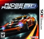 Ridge Racer 3D Cover (Click to enlarge)