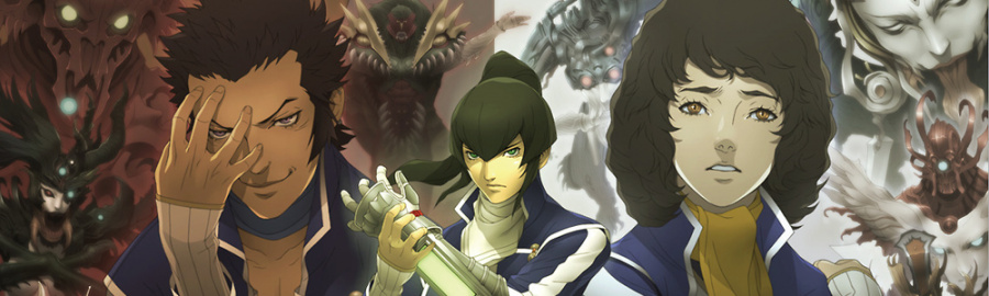Shin Megami Tensei IV — Autumn (Europe, eShop only)
