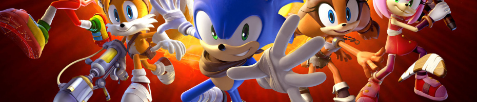 Sonic Boom: Fire & Ice - Q4
