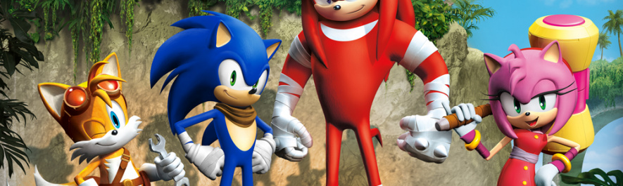 Sonic Boom: Shattered Crystal — Q4