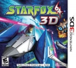 Star Fox 64 3D Cover (Click to enlarge)