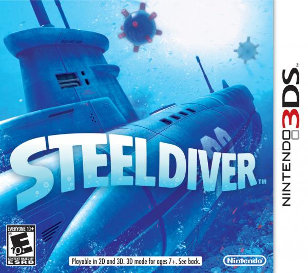 Steel Diver Cover Artwork
