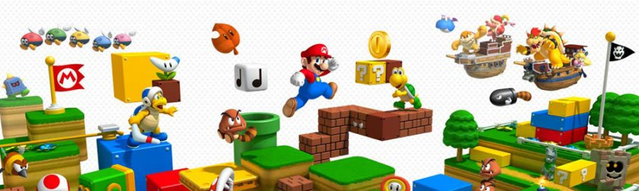 3 - Super Mario 3D Land
