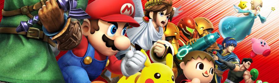 Super Smash Bros. for 3DS — 3rd October