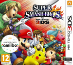 Super Smash Bros. for Nintendo 3DS Cover (Click to enlarge)