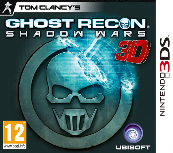 Tom Clancy's Ghost Recon: Shadow Wars 3D Cover Artwork