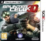 Tom Clancy's Splinter Cell 3D Cover (Click to enlarge)