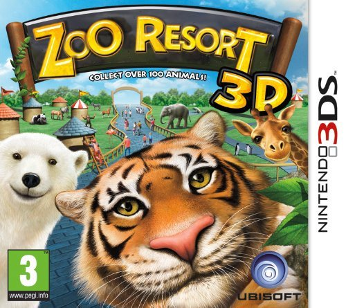 Zoo Resort 3D Cover Artwork