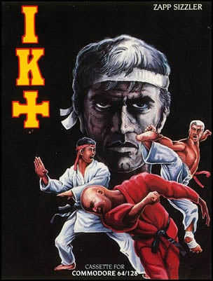 International Karate + Cover Artwork