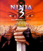 Last Ninja 3 Cover (Click to enlarge)