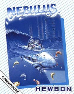 Nebulus Cover Artwork