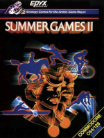 Summer Games II Cover (Click to enlarge)