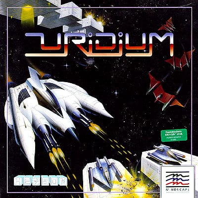 Uridium Cover Artwork
