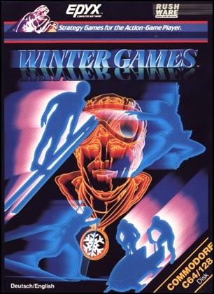 Winter Games Cover Artwork