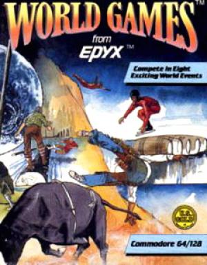 World Games (C64 / Commodore 64) Screenshots