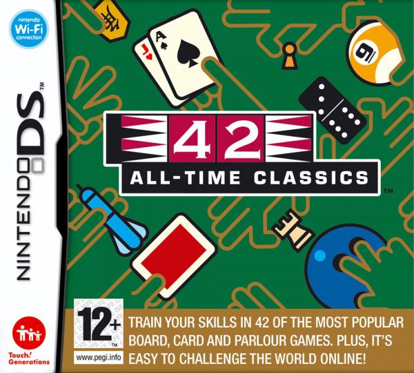 42 All-Time Classics Cover Artwork