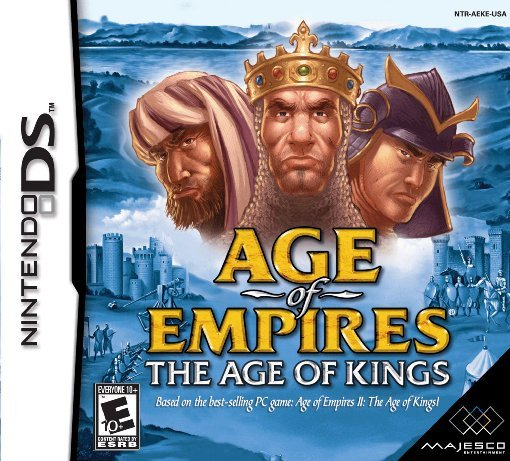 Age of Empires: The Age of Kings Cover Artwork