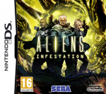 Aliens: Infestation Cover (Click to enlarge)
