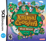 Animal Crossing: Wild World Cover (Click to enlarge)