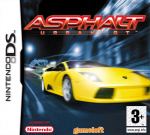 Asphalt: Urban GT Cover (Click to enlarge)