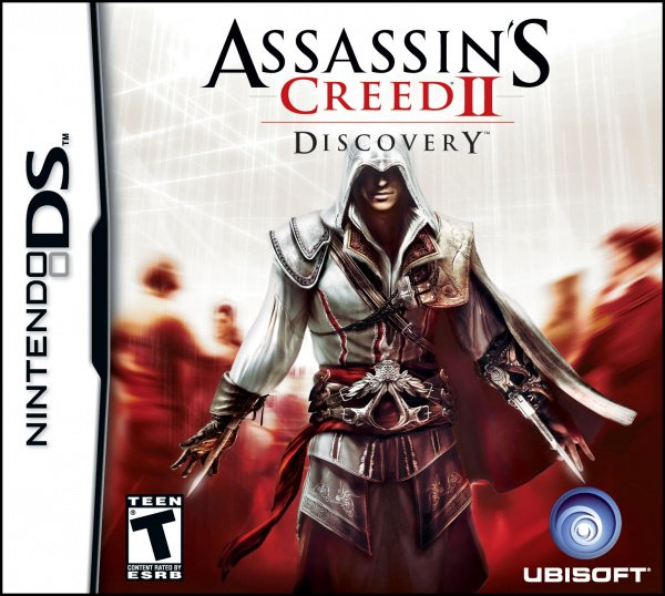 Assassin's Creed II: Discovery Cover Artwork