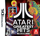 Atari Greatest Hits: Vol. 1 Cover Artwork