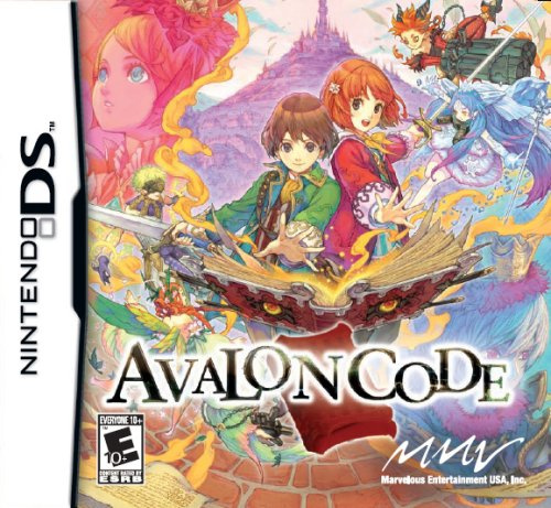 Avalon Code Cover Artwork