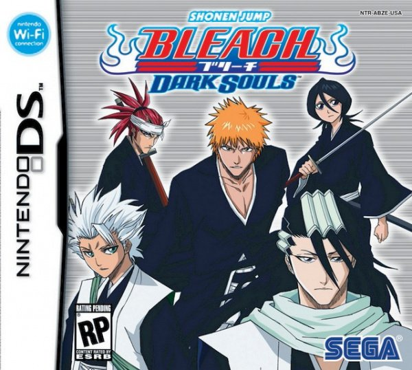 Bleach: Dark Souls Cover Artwork