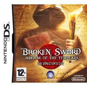 Broken Sword: Shadow of the Templars - The Director's Cut Cover Artwork