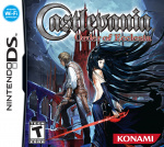 Castlevania: Order of Ecclesia Cover (Click to enlarge)