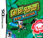 Chibi-Robo: Park Patrol Cover (Click to enlarge)