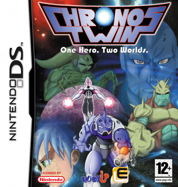 Chronos Twins Cover Artwork