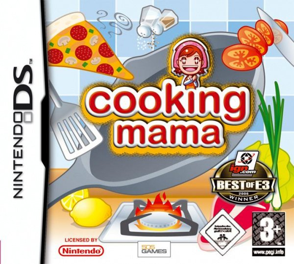 Download Game Cooking Mama Nintendo Ds