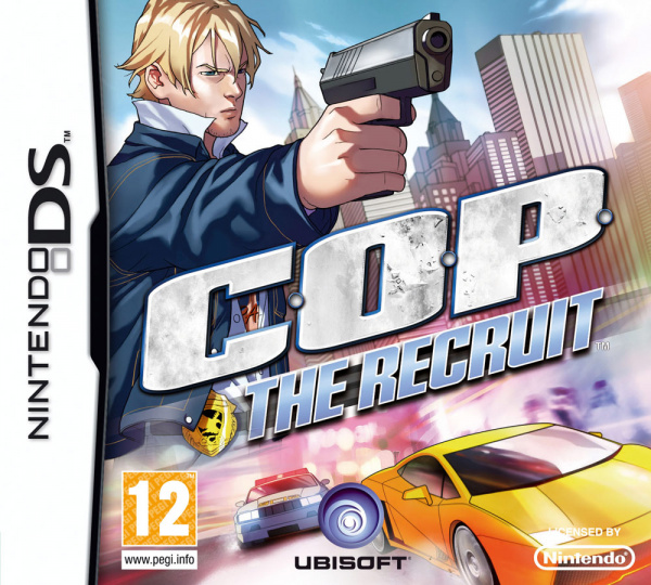 C.O.P. The Recruit Cover Artwork