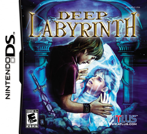 Deep Labyrinth Cover Artwork