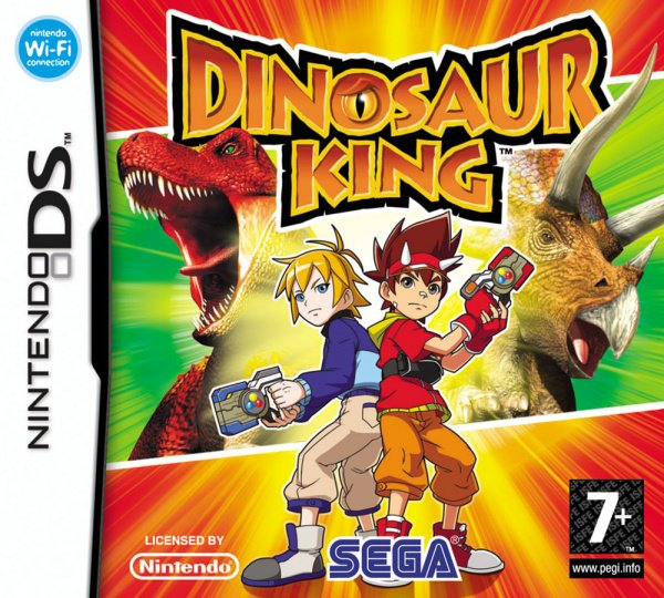 Dinosaur King Cover Artwork