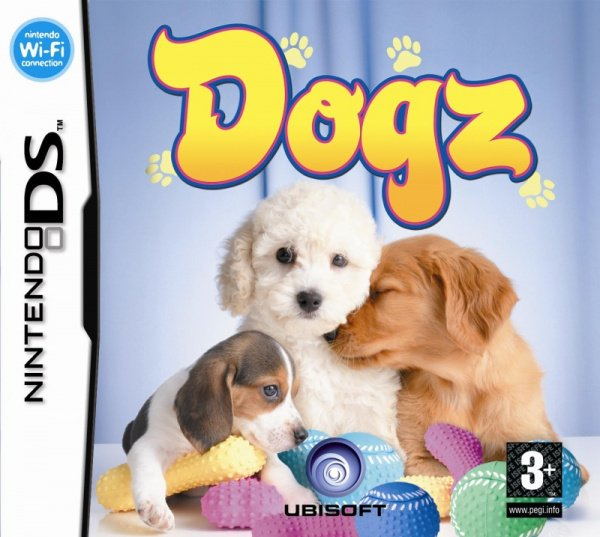 Dogz Cover Artwork