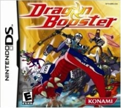 Dragon Booster Cover Artwork