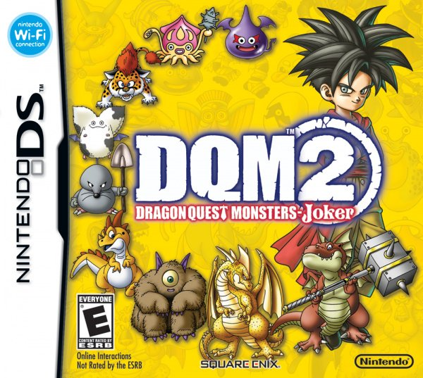 Dragon Quest Monsters: Joker 2 Cover Artwork