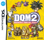 Dragon Quest Monsters: Joker 2 Cover (Click to enlarge)
