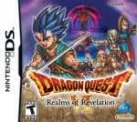 Dragon Quest VI: Realms of Revelation Cover (Click to enlarge)