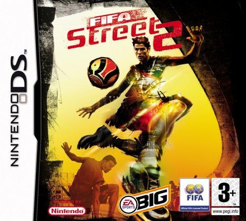 FIFA Street 2 Cover Artwork